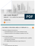 use case executive review