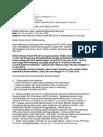 makalah kesehatan JPPR