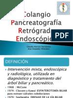 6. Colangiografía Endoscópica y Aplicaciones