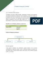 Actividad 2. Modelo Jerárquico y de Red