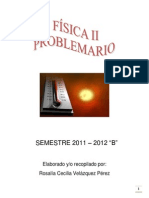 Problemario FÍSICA II