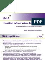 AnilVasudeva NextGen Storage Big Data
