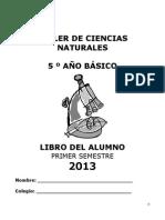 Libro del alumno 5° 2013 Sem 1