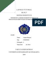 Laporan Tutorial-sistem Digestivus
