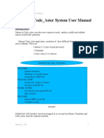 Salome Code Aster User Manual