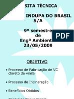 FAENG SOLVAYAY Apresentação -Incinerador2009