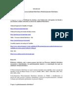 ATPS DPC - ETAPA 3 - O Peticionamento Eletrônico
