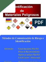 Identificacion de Materiales Peligrosos v5