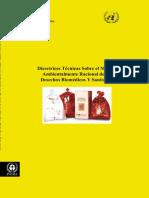 Basilea-Deshechos Biomedicos y Sanitarios