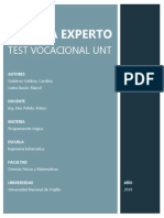 informeTEST_VOCACIONAL