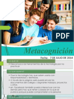 power point metacognicin entre pares 2014