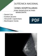Mamografía introducción