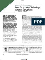 Molecular Sieve Dehydration Technology for Ethanol Dehydration-libre