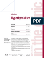 Hypothyroidism AIM 2009