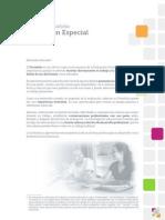 Manual Portafolio - Educacion Especial