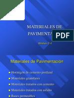 2-4 Materiales - Rígido