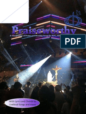 Praiseworthy: Praise & Worship Song Compilation for the