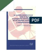 Fernndez Segado La Justicia Constitucional en El Siglo XXI 1