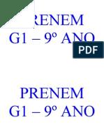 PRENEM - placas