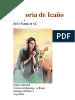 Julio Carreras (h) - Historia de Icaño