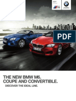 M6 Coupe Convertible Brochure PDF