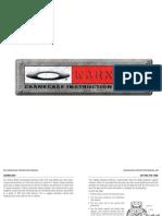 Crankcase Manual