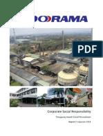 Indorama CSR Report 2011