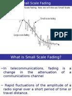 Wireless _3.1 (Mobile Radio Propgation Small  Scale Path Loss ) new