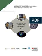 DOC Inventario Areas Contaminadas Minas Gerais 2013
