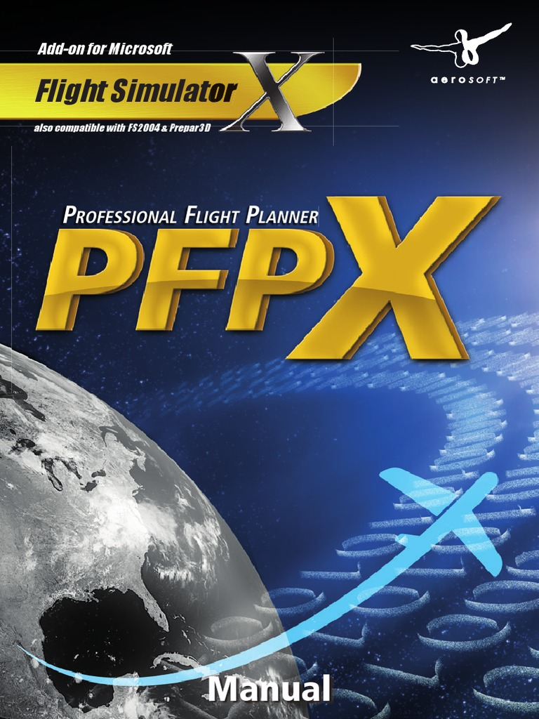 Manual PFPX | Airport | Aircraft