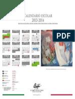 Calendario Escolar 2013-2014 Davcrlop