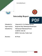 heavy industry taxila report
