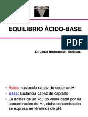 equilibrio acido base pdf articulos