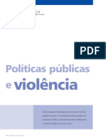 Politicas Publicas e Violencia
