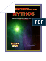 Monsters of the Mythos New Outer Gods, Great Old Ones and Non-Human Species