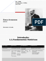 Durkheim (Slides)