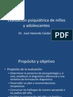 Evaluación Psiquiátrica de Niños y Adolescentes (3)