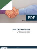 Www.drakeintl.co.Uk Publications Employee-Retention