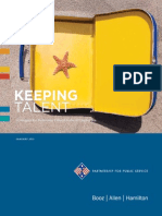Keeping Talent Strategies for Retaining Valued Federal Employees-[2011.01.19]