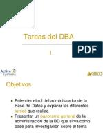 DBA1 01 Tareas Del DBA