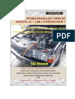 31 Pemeliharaan Servis Sistem Ac (Conditioner)