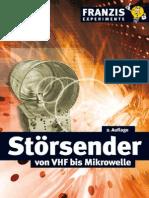 Goerrisch, Dieter - Stoersender Von VHF Bis Mikrowelle (Franzis 2004, DIN A5 Reformat by Steelrat)