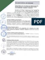 Contrato Santa Isabel de Pillao