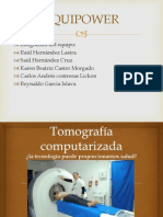 Expocision de Las Tomografias
