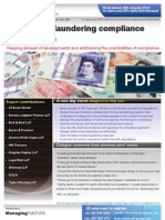 Anti Money Laundering Compliance for Law Firms