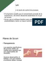 Presentación Scrum