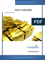 Daily Commodity Market Report by Money CapitalHeight