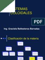Sistemas coloidales