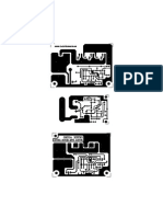 PWM Motor Speed Control PCB
