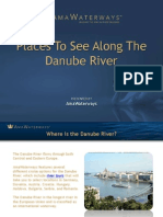 Places to See Along the Danube River
